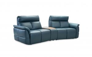 Canapea 2 locuri cu recliner si bar Oviedo0