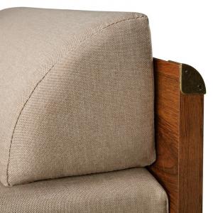 Canapea extensibila cu lada depozitare INDIANA BROWN3