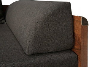 Canapea extensibila cu lada depozitare INDIANA BROWN [7]
