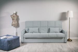 Canapea extensibila  din stofa Laila0