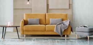 Canapele din stofa CHARO0