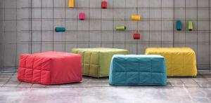 Canapele din stofa IRIS0