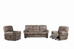 Canapea extensibia cu recliner Lazio0