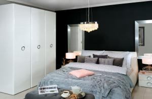 Dormitor modern ROKSANA II - Dulap SZF3D/22/183