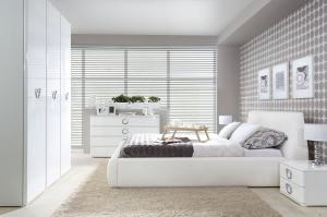 Dormitor modern ROKSANA II - Dulap SZF3D/22/181