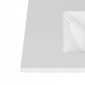 Lavoar Clasico White 80 cm3