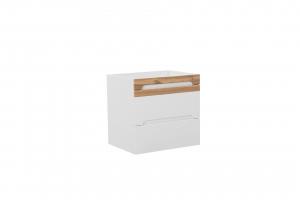 Masca pentru Lavoar Galatea White 60 cm0