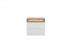 Masca pentru Lavoar Galatea White 60 cm4