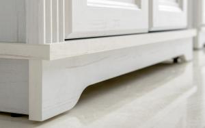 Masca pentru Lavoar  Palacio White 80 cm2