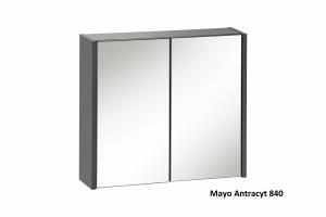 Corp suspendat cu oglinda Mayo Antracit0