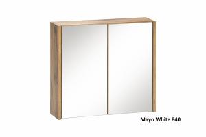 Corp suspendat cu oglinda Mayo White0