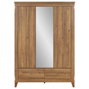 Dulap cu oglinda si 3 usi BERGEN0