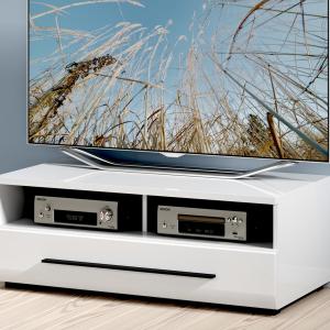 Comoda TV FEVER WHITE2