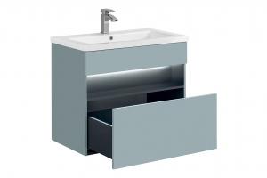 Set mobilier baie Bond Mint 60 cm6