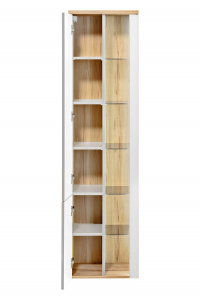 Set mobilier baie Bond White 60 cm3