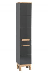 Set Mobilier Baie Bora Grey 80 cm1