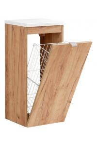 Set Mobilier Baie Calatis Oak 120 cm4