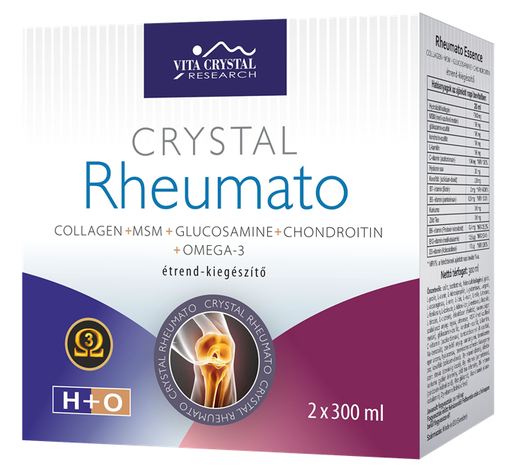 Crystal Complex Rheumato Omega-3 Essence 2 X 300ml 0