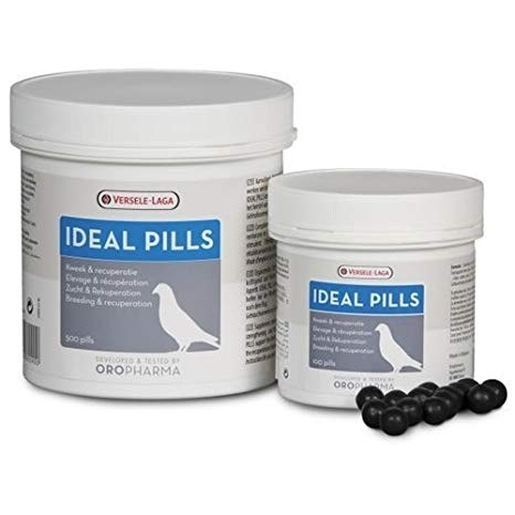 Ideal pills 100 pastile Oropharma Versele Laga 0