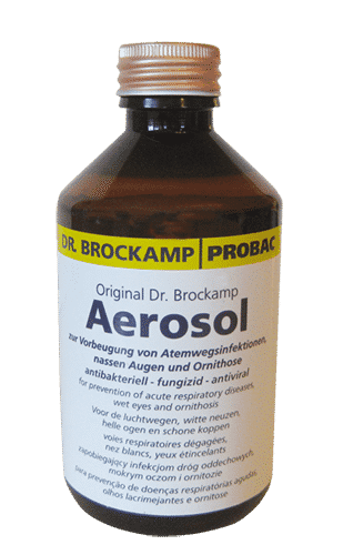 Aerosol 250ml Dr. Brockamp Probac 0