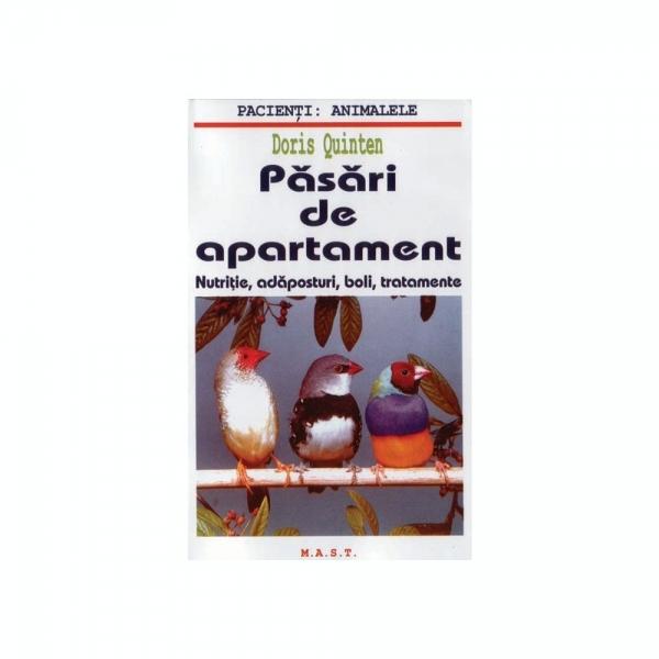 Pasari de apartament-Nutritie, adaposturi, boli, tratamente 0