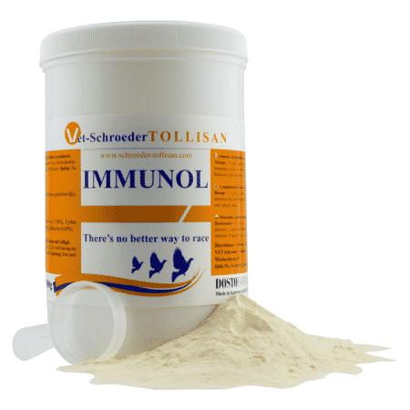 Immunol 500gr Vet-Schroeder Tolisan [0]