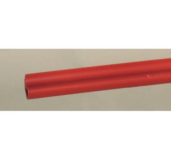 Bandă roşie de protecţie cuşti 1