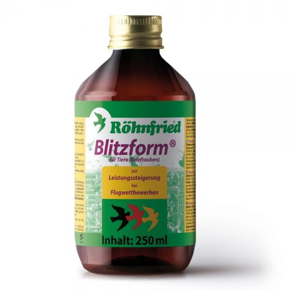 Blitz form 250ml Rohnfried 0