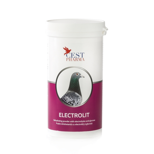 Electrolit Cest-Pharma 600g 0