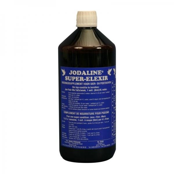 Jodaline super elixir 1l Belgavet [0]