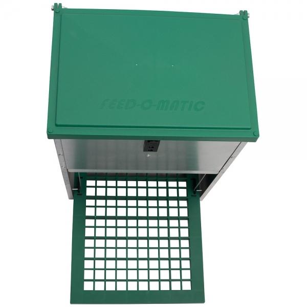 Hrănitoare automată pentru găini cu pedală capacitate 20kg [3]