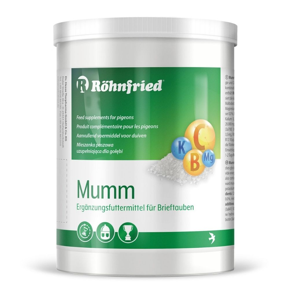 Mumm 400g Rohnfried [0]