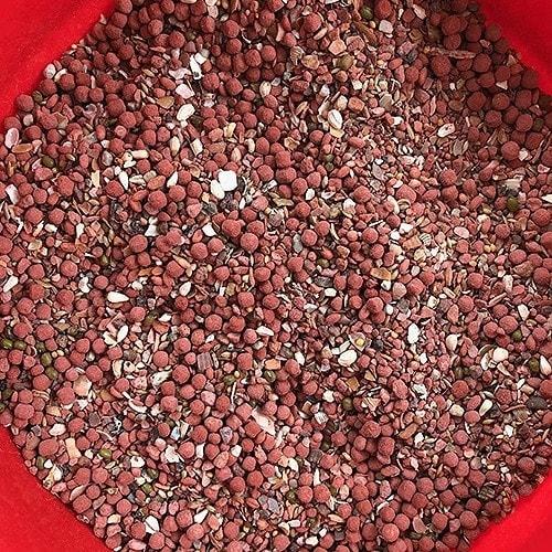 Super grit mix 10kg Vanrobeys 1