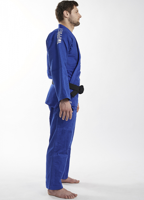Bluza Kimono  Fighter Legendary Albastra Ippon Gear 2