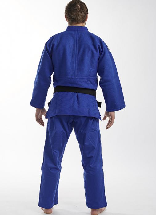 Bluza Kimono  Fighter Legendary Albastra Ippon Gear 3