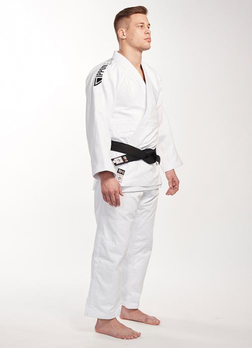 Bluza Kimono  Ippon Gear Legend IJF Judo Alba [0]