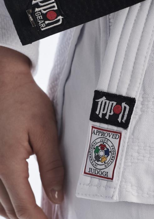 Bluza Kimono  Ippon Gear Legend IJF Judo Alba [5]