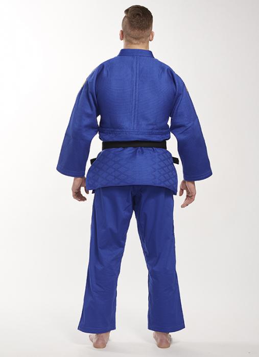 Bluza Ippon Gear Kimono Legend IJF Judo Albastra 3
