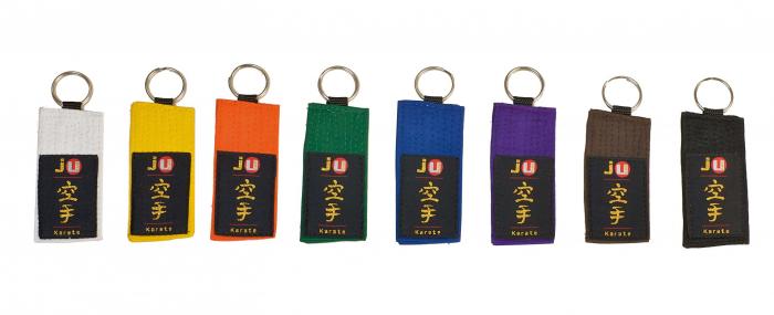 Breloc centura Karate Ju Sports 0