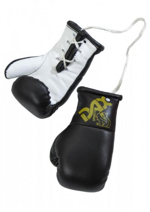 Breloc Manusa Box Neagra Dax Sports 0