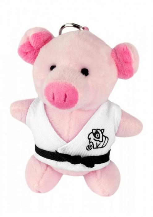 Breloc Plus Porc Armura 0