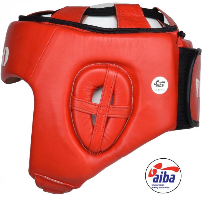 Casca de box omologata AIBA Rosie Velo Boxing 3