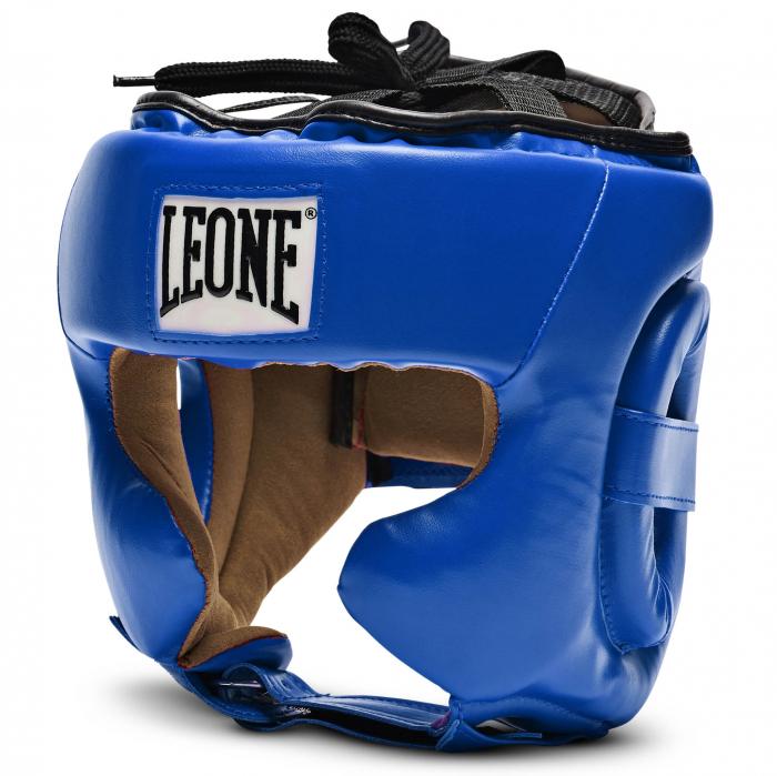 Casca Leone Training  Albastra [0]