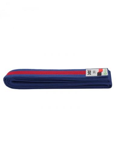 Centura  Bicolora Albastru-Rosu-Albastru Dax Sports 0