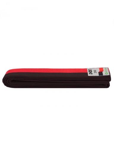 Centura  Bicolora Rosu-Negru POOM Dax Sports [0]