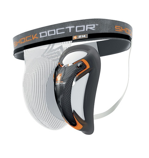 Cochilie cu protectie Ultra Carbon Shock Doctor 0