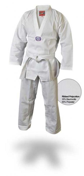 Dobok Taekwondo Chagi Ju Sports [0]