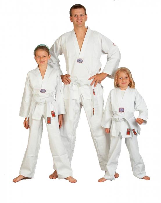 Dobok Taekwondo To Start Ju Sports [1]