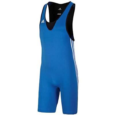 Dres lupte  Base Wrestler Albastru Adidas 0