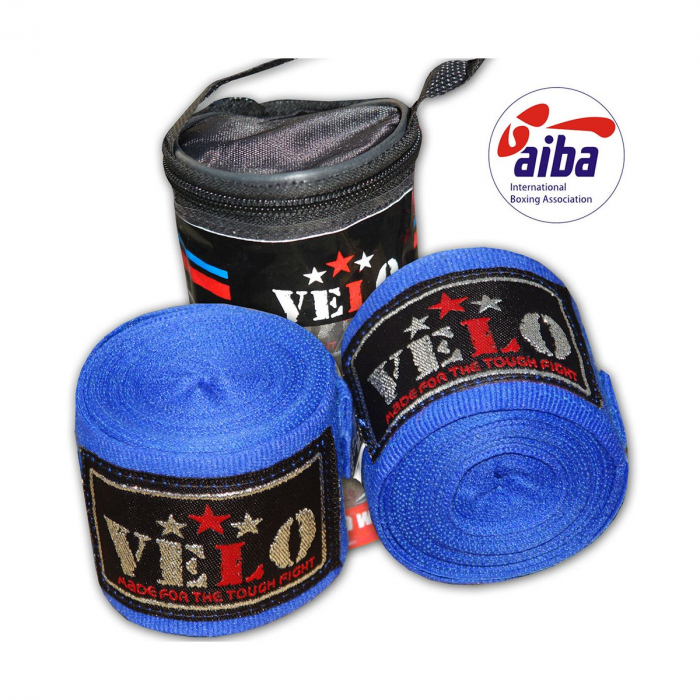 Fase box 4.5m  omologate AIBA Albastre Velo Boxing 0